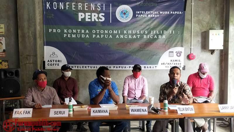 Eks Tersangka Makar Asal Papua Isay Wenda Bicara Soal Otsus Jilid II