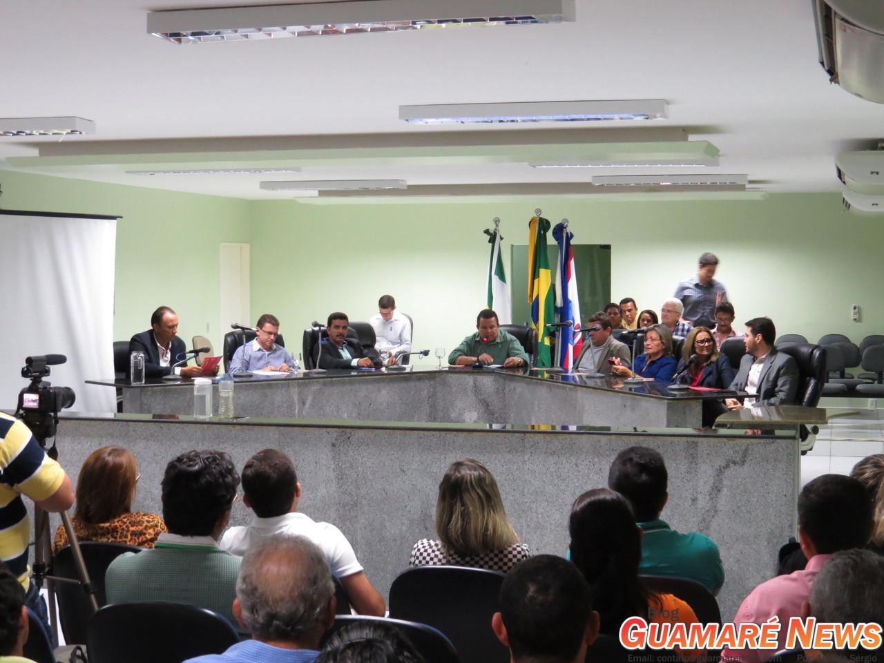 Guamaré: Câmara Municipal promove Audiência Publica sobre o Aedes Aegypti e ações de combate