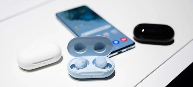 تسريبات جديدة لسماعات جالكسي بودز برو Galaxy Buds Pro