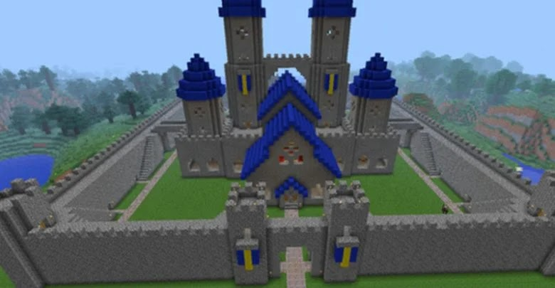 Minecraft: How To Build The Best Walls Quick And Easy