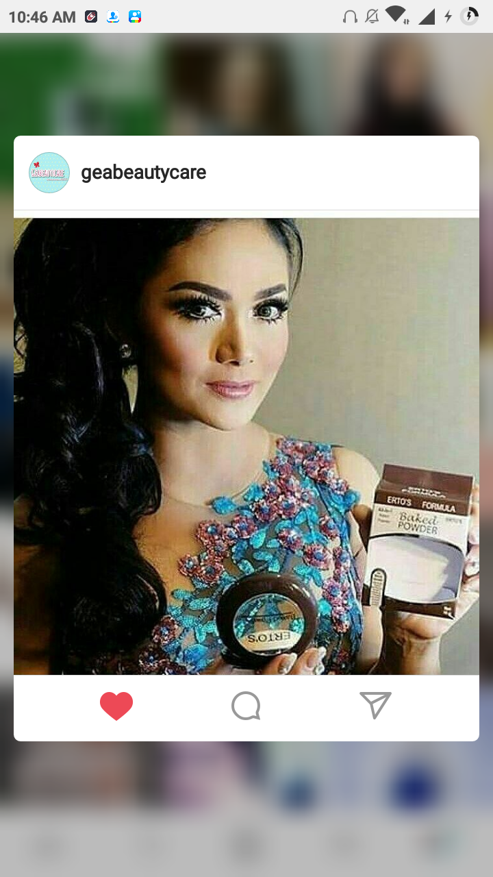 Kosmetik Original Murah Bedak Baked Powder Ertos Warna Natural All In 1 Order Line Sap6353i Pake Wa 0812 1386 9256 Bbm D8fb0e74