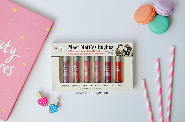 the balm meet matte hughes