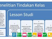 Download Contoh Penelitian Tindakan Kelas (PTK) IPA dan IPS Jenjang SD