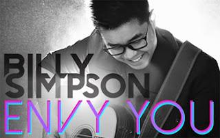 Billy Simpson Dengan Single Manis  'Envy You