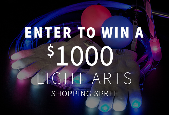 EMAZINGLIGHTS $1,000 STORE CREDIT GIVEAWAY