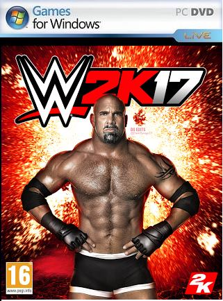 WWE 2k17 Free Download  PC Game