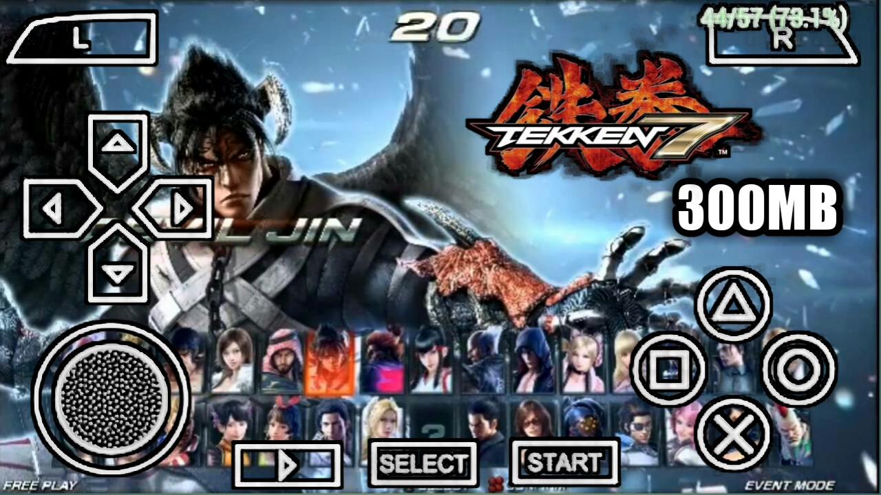 how to download tekken 7 on android | highly compressed