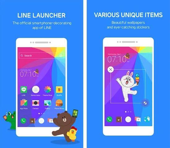 Aplikasi Launcher Android