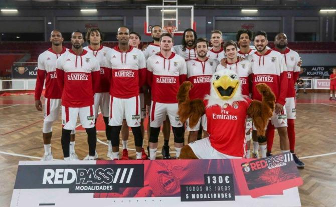 Blog Benfica Basquetebol IV Torneio Internacional