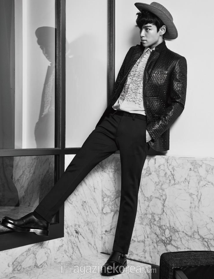 Choi Seung Hyun Top Photoshoot