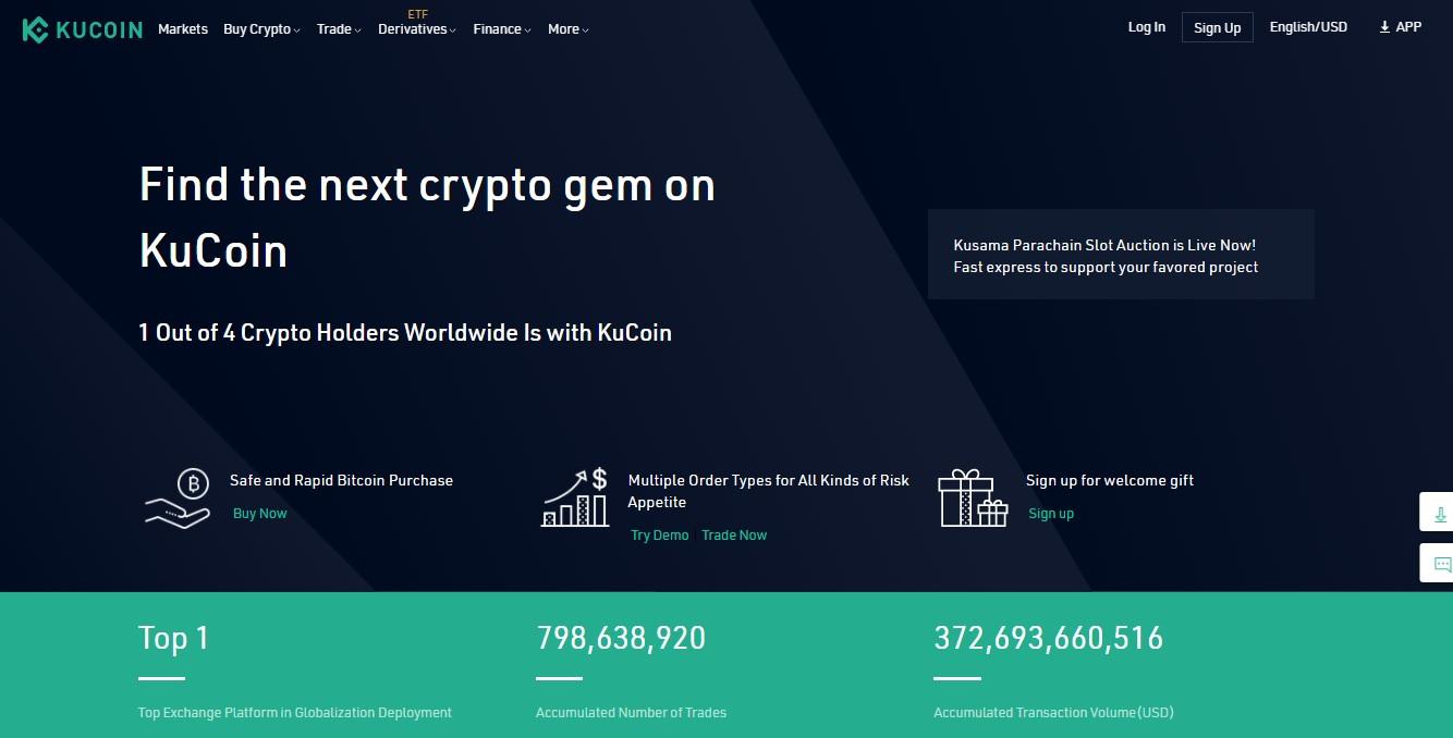 Kucoin   Exchange di trading per criptovalute   Revisione  