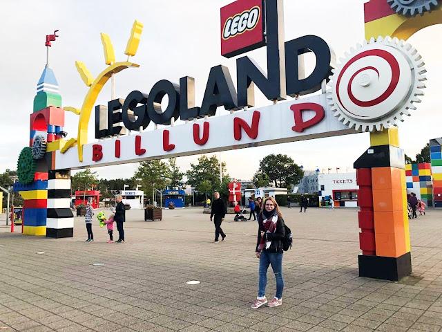 Jak zorganizować wycieczkę do Legolandu w Danii + kosztorys
