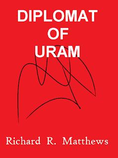 Diplomat of Uram Winner Fantasy Award