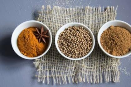 5 Bumbu Dapur Yang Mampu Menjauhkan Dari Penyakit Kanker