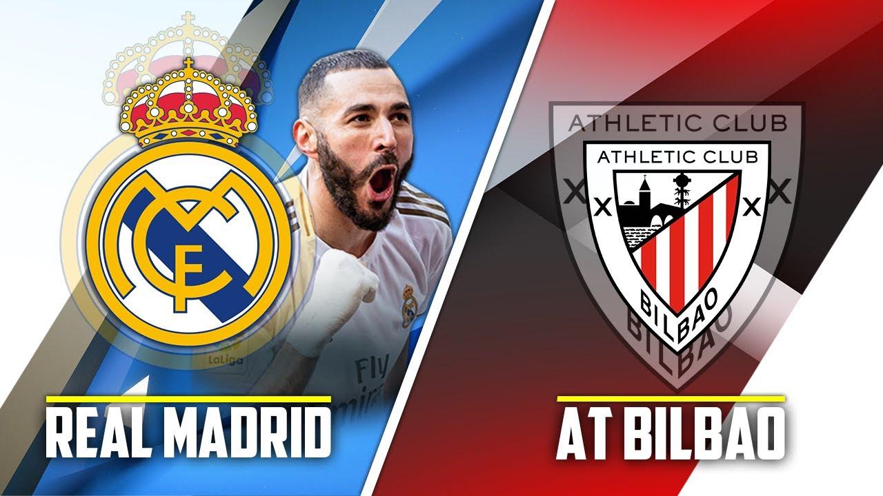 بث مباشر مباراة ريال مدريد واتلتيك بلباو