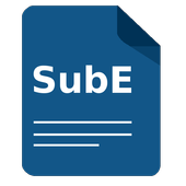 SubE:Subtitle Editor