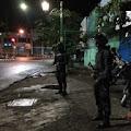 Cegah Kejahatan Malam Hari, Tim URC Sat Sabhara Polresta Yogyakarta Strongpoint Titik Rawan Kota Yogyakarta
