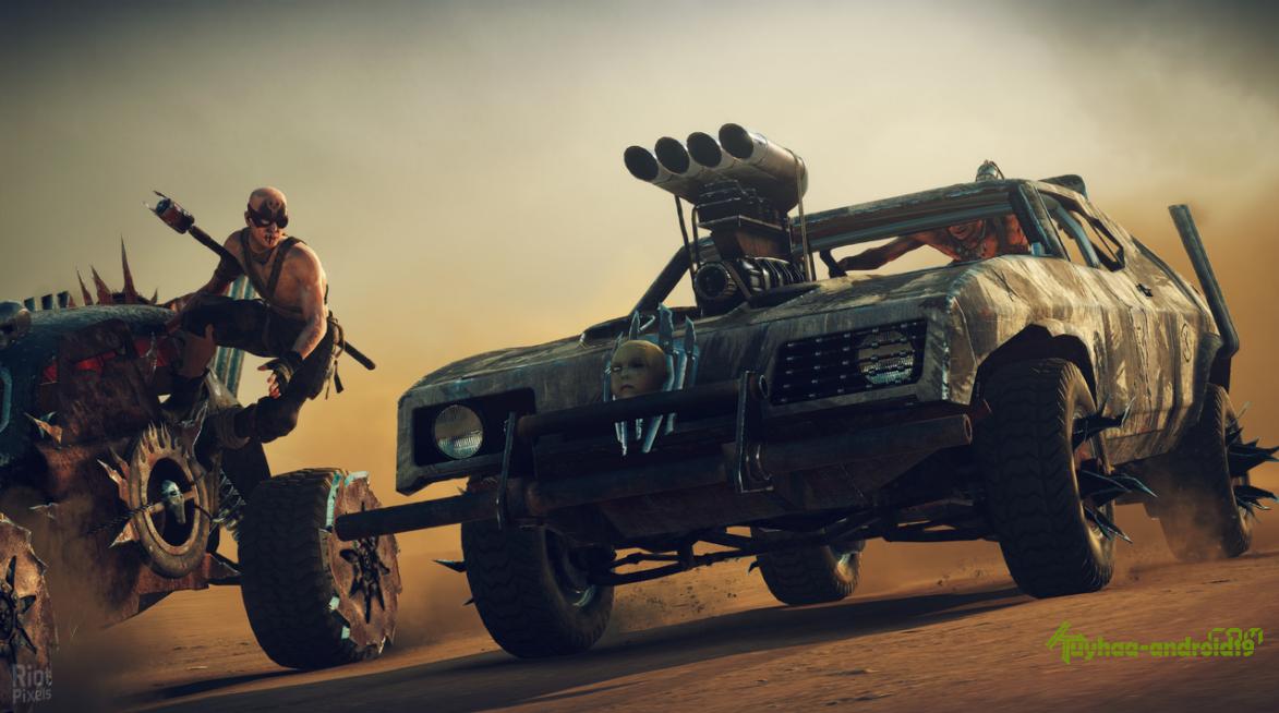 Mad Max + All DLCs kuyhaa