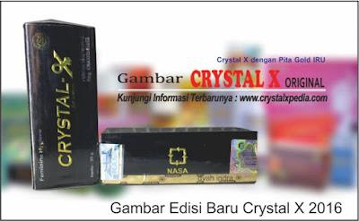 gambar edisi baru crystal x 2017