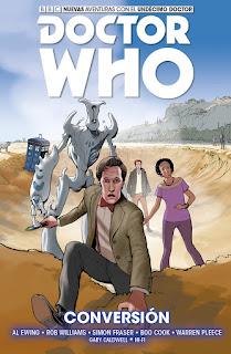 11º DOCTOR WHO Vol. 3: CONVERSIÓN