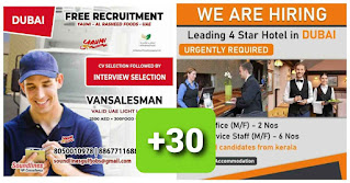 Jobsalert for Gulf and African Countries