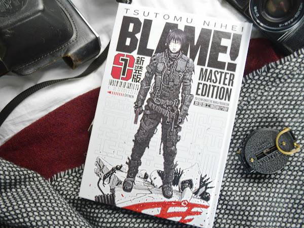 Rezension   Blame! Master Edition 1 von Nihei   Manga