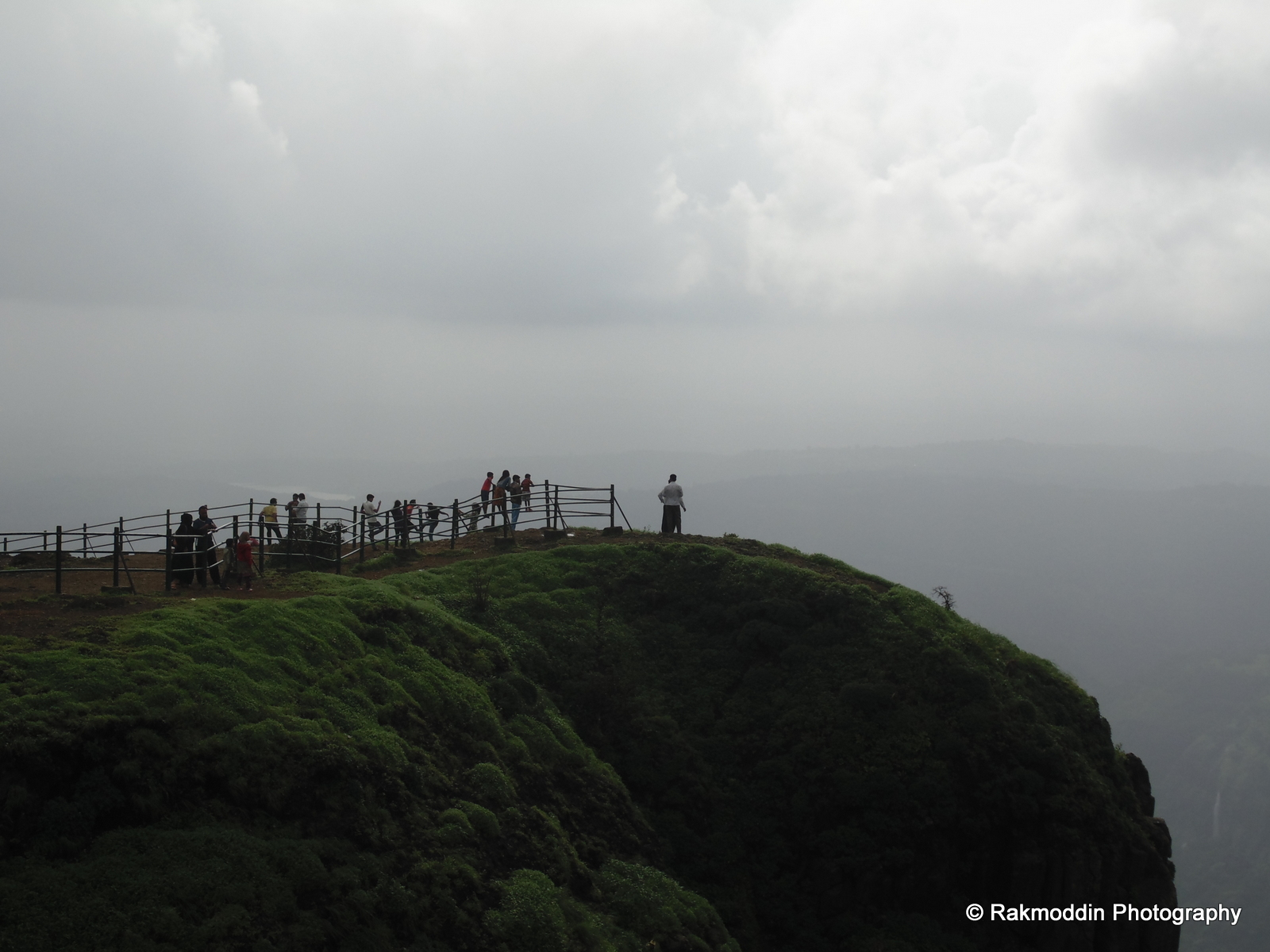 Lions point in Lonaval, Near pune, Maharashtra, India