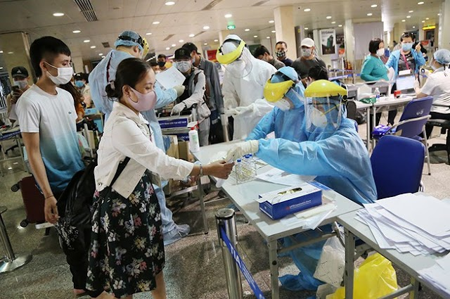 TP.HCM không tiếp nhận cách ly chuyên gia nước ngoài làm việc tại 7 tỉnh thành
