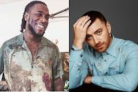 Sam Smith Features Burna Boy On The Album My Oasis