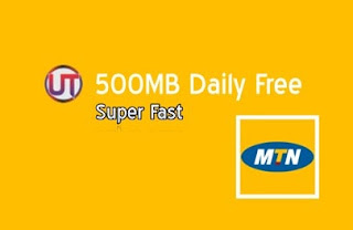 MTN 500MB Daily Free Browsing