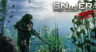 Download the game Sniper Ghost Warrior 1