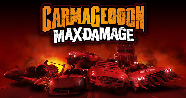 CARMAGEDDON MAX DAMAGE-CODEX