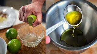 ليمونة + ملعقة زيت زيتون  = علاج طبيعي يعالج العديد من الأمراض !!!!