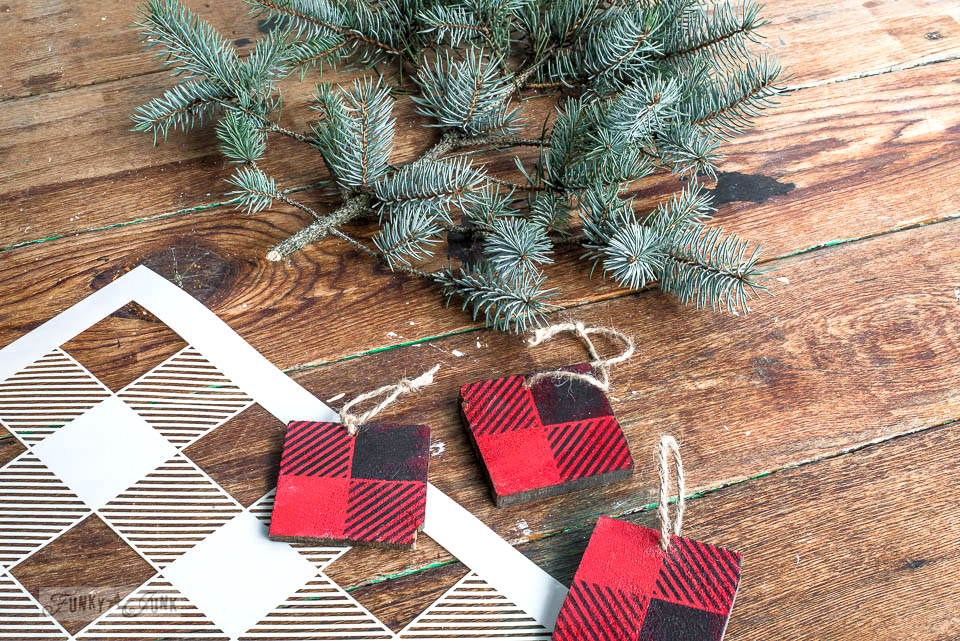 Up-Cycled Hobby Lobby Paper Christmas Ornaments | Organized