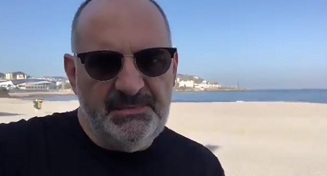 El vídeo viral de Antón Losada que destroza la imagen de Amancio Ortega