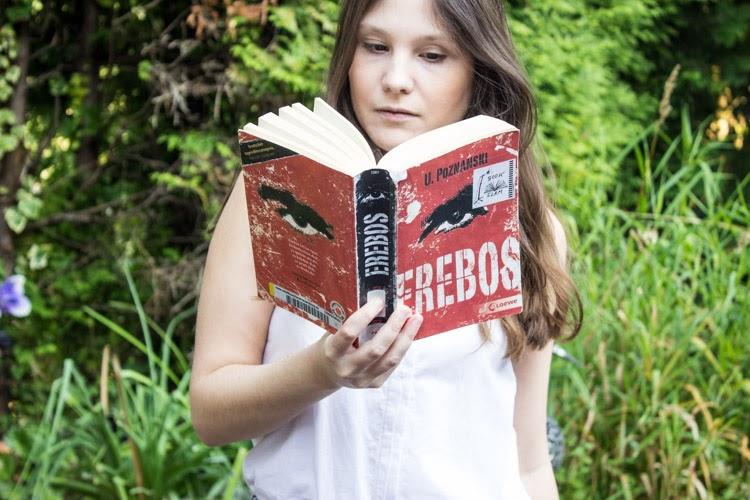 Erebos Rezension, Erebos Jugendbuch, Erebos Poznanski, Buchblogger, Buchrezension, Erebos Buch