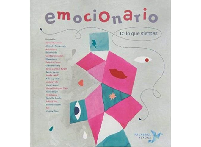 Emocionario - libro para niños