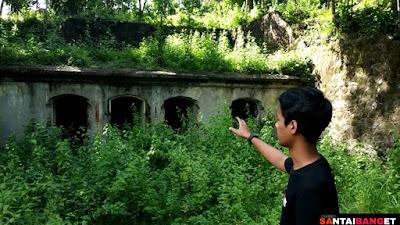 Benteng Batere B Aneuk Laot Sabang