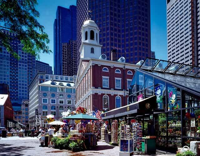 Boston ZIP Codes