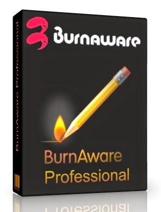 BurnAware 9.1 Professional Full Patch