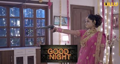 Good Night Web Series ullu