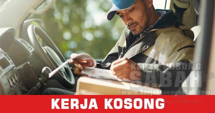 Kerja Kosong Sabah 2020 | DRIVER & STORE ASSISTANT