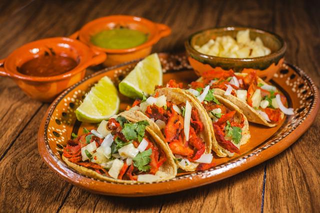 La mejor comida del mundo es mexicana