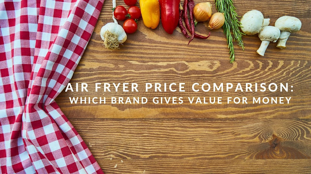 Airfryer price