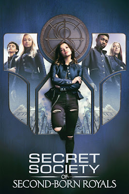 Secret Society Of Second-Born Royals 2020 Eng WEB HDRip 480p 300Mb ESub x264
