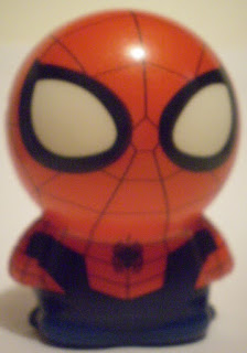 Front of Spider-Man Foamie