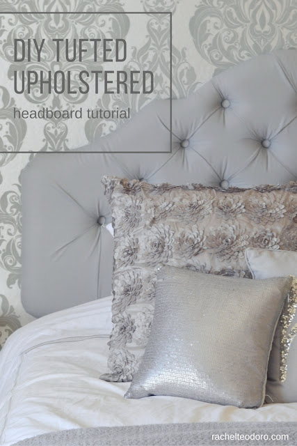 teenage girls glam bedroom makeover, teen girl, silver and white, fabric headboard