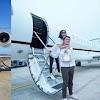 Sama-sama Dinikahi Penguasa Super Tajir, Seperti Ini 6 Potret Mewahnya Jet Pribadi Milik Syahrini dan Maia Estianty