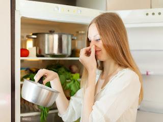 Penghilang Bau Amis dan Minyak Pada Alat Makan