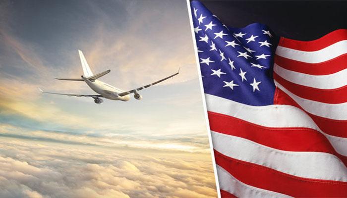 Chi phí bay sang Mỹ tương đối cao